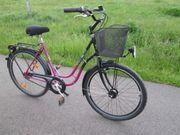 Damenrad CYCLER Bike 26 zoll