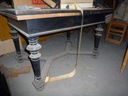 Tisch Massivholz dunkel