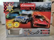 Autorennbahn Carrera Digital 143