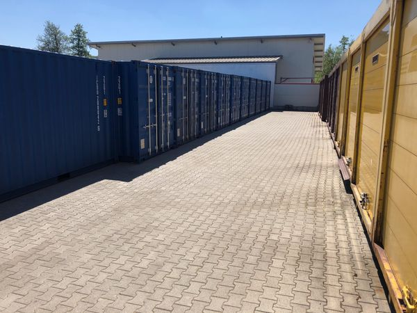 Abstellraum Lagerraum Container Lager Archiv