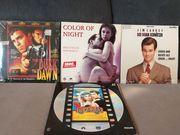 Laserdiscs From Dusk Till Dawn