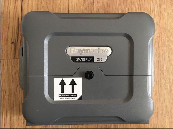 Raymarine Smartpilot Autopilot Set X30