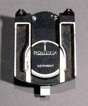 Rollei Schnellverschluß Adapter