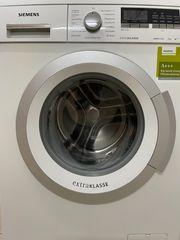 Siemens Waschmaschine iQ500 ecoEdition Extraklasse