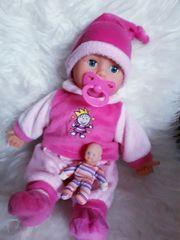 Babypuppe von Bayer Gr 36