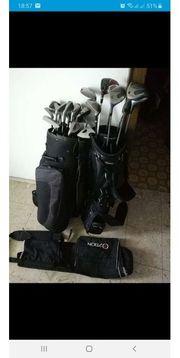 Links Golfschläger Taschen