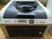 Farblaserdrucker Brother HL 3040 CN