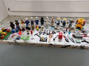 Lego 12 Minifiguren mit kleinen