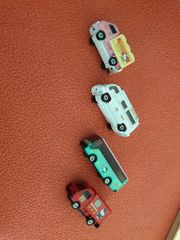 Hello Kitty Tomica Spielautos