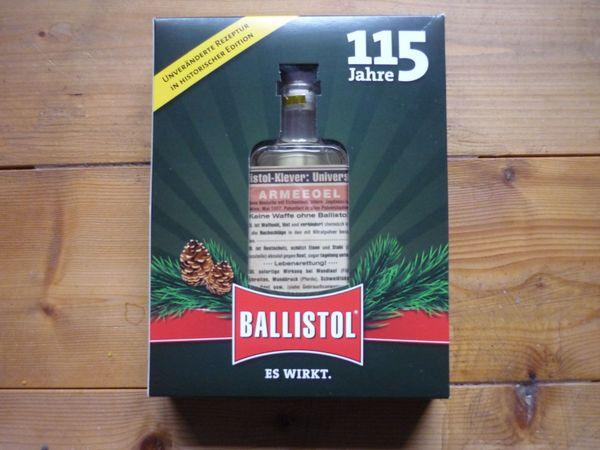 Waffenöl von Ballistol -Sonderflasche- neu