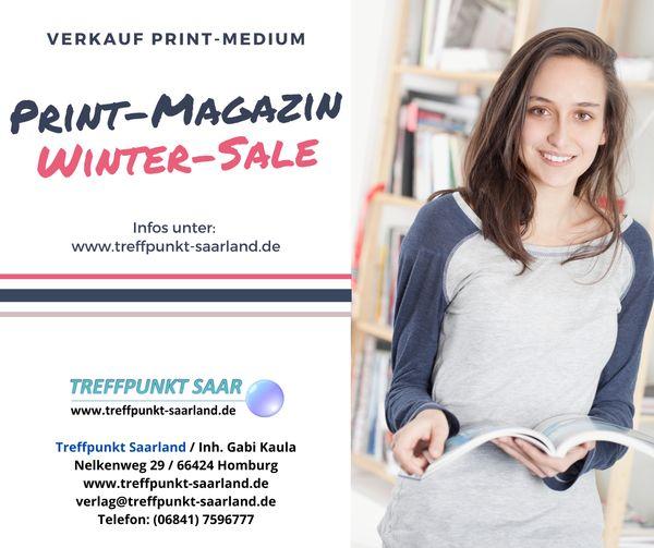 Print-Medium zu verkaufen Saarland