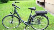 Vello de Ville E-Bike Tiefeinsteiger