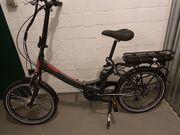 e-Bike Klapprad Telefunken F F810