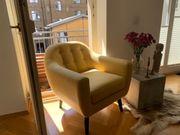 Sessel Senfgelb Gelb von MADE