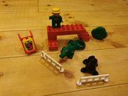 Lego Duplo 2662 Zoo Krokodil