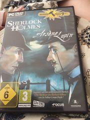 PC-Spiel Sherlock Holmes zu verkaufen