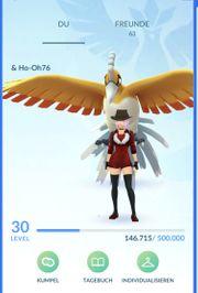 Pokemon Go Account LvL 30