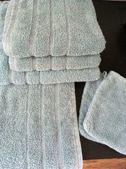 Handtücher Duschtuch Waschhandschuhe NEU