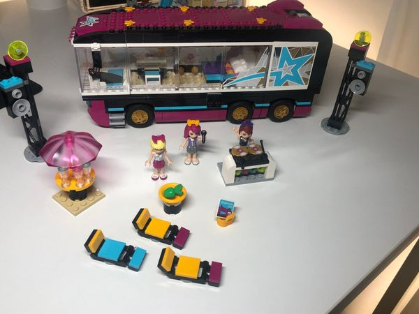 LEGO Friends Popstar Tourbus Artikel-Nr