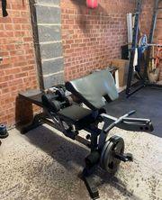 Olympische Gewichte und Ausrüstung