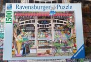 Ravensburger Puzzle Ice Cream Shop
