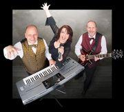 Erfahrenes Musik-Trio