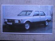 Oldtimer Fiat 132GLS TOP4-5 Gang
