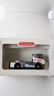 Wiking 44104 Mercedes Benz Renntruck
