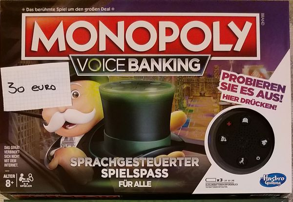 Monopoly NEU in Originalverpackung
