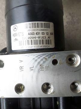 Mercedes-Teile - Verkaufe ASR Einheit aus einer