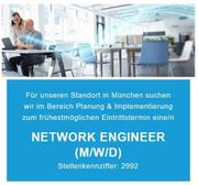 Network Engineer m w d