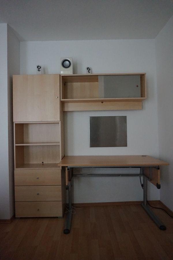 Welle Möbel Kinder- und Jugendzimmer Schreibtischset in Mannheim ...