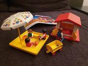 Playmobil Sets - Spielplatz Krankenhaus etc
