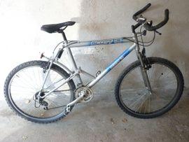 26 Zoll Scott Fahrrad MTB Mountainbike fahrbereit