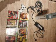 X Box 360 mit Spiele