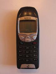 Nokia 6210 inkl Ladekabel