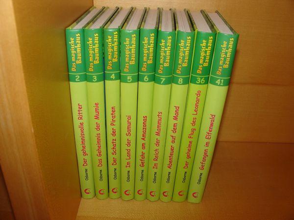 Kinderbücher Das magische Baumhaus