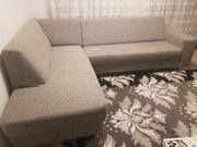 Neuwertige Couchgarnitur