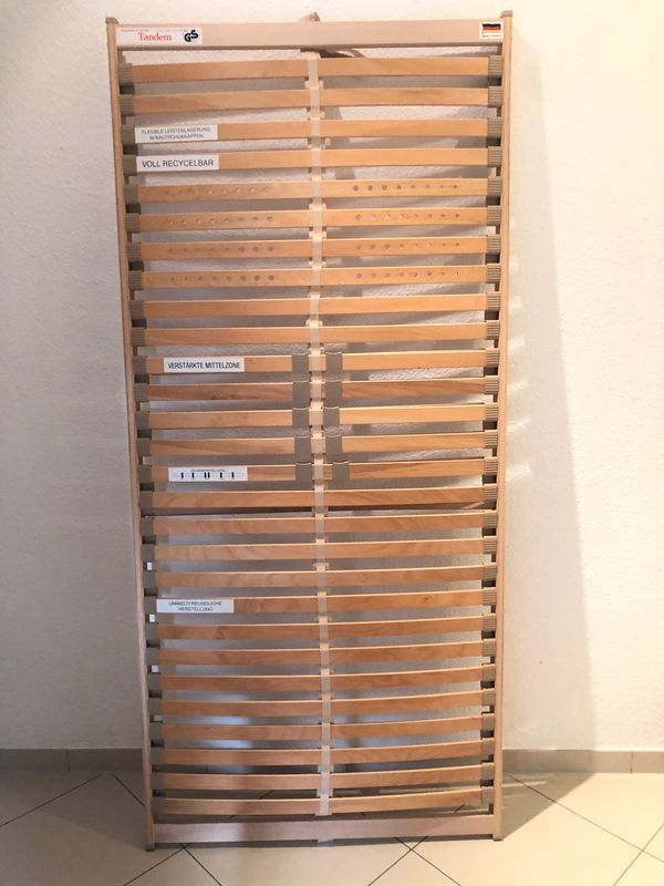 Lattenrost 90x200 Made in Germany