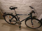 Alu Fahrrad