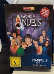 Das Haus Anubis Staffel 3