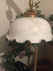 Schöne alte Hängeleuchte Hängelampe Lampe