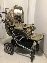 Emmaljunga Kinderwagen Special Edition Elch