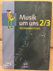 Schulbuch Musik