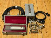 Neumann u67 Vintage Röhrenmikrofon Set