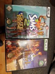 Sims 2 Erweiterungen