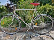 Hercules Rennrad Fahrrad Halbrenner