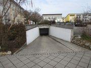 Pkw-Stellplatz in Tiefgarage