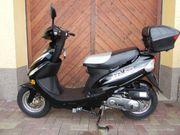 Verkaufe Motorroller Rex RS 450
