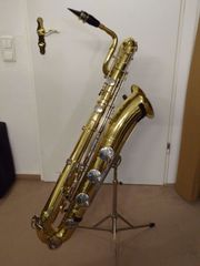 Saxophon Bariton m Klappe A